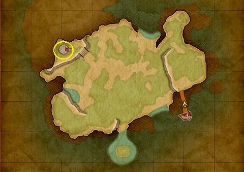 ドラクエ11Sデルカダール地方・南の島まほうのカギの扉宝箱