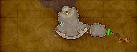 ドラクエ11S魔軍のアジト・朽ちた宝物庫宝箱