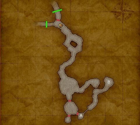 ドラクエ11S魔軍のアジト・最深部宝箱場所