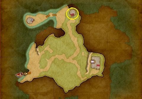 ドラクエ11Sメダチャット地方・西の島まほうのカギの扉宝箱