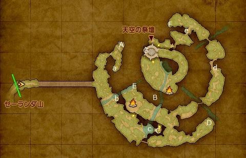 ドラクエ11S始祖の森の宝箱の場所