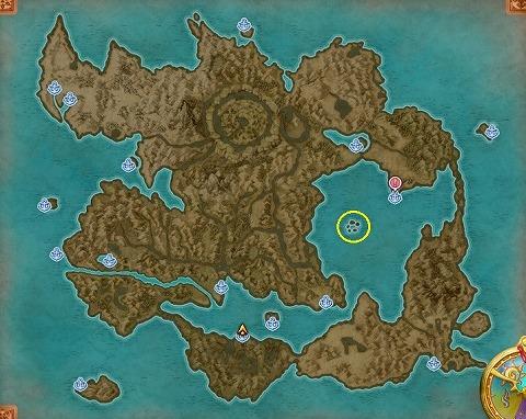 ドラクエ11S海底王国ムウレア場所