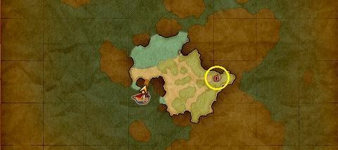 ドラクエ11Sユグノア地方・入り江の島まほうのカギの扉宝箱