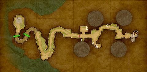 ユグノア城跡の宝箱場所