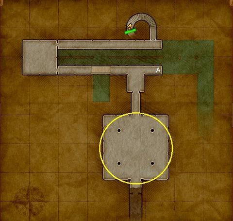 ドラクエ11Sユグノア城地下宝箱
