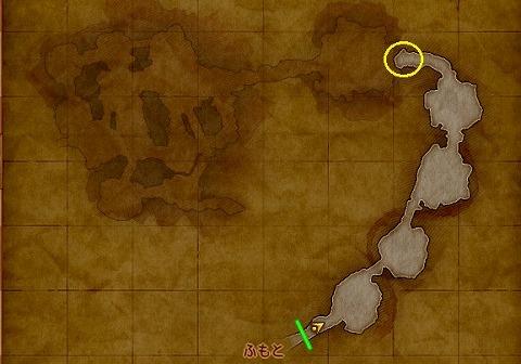 ドラクエ11Sホムラの隠し財宝の場所