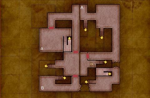 ドラクエ11S追憶の城2階宝箱場所